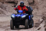Quad touren in der Lausitz